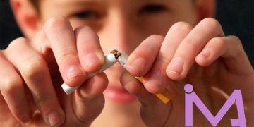 ¡Este nuevo año deja el tabaco!